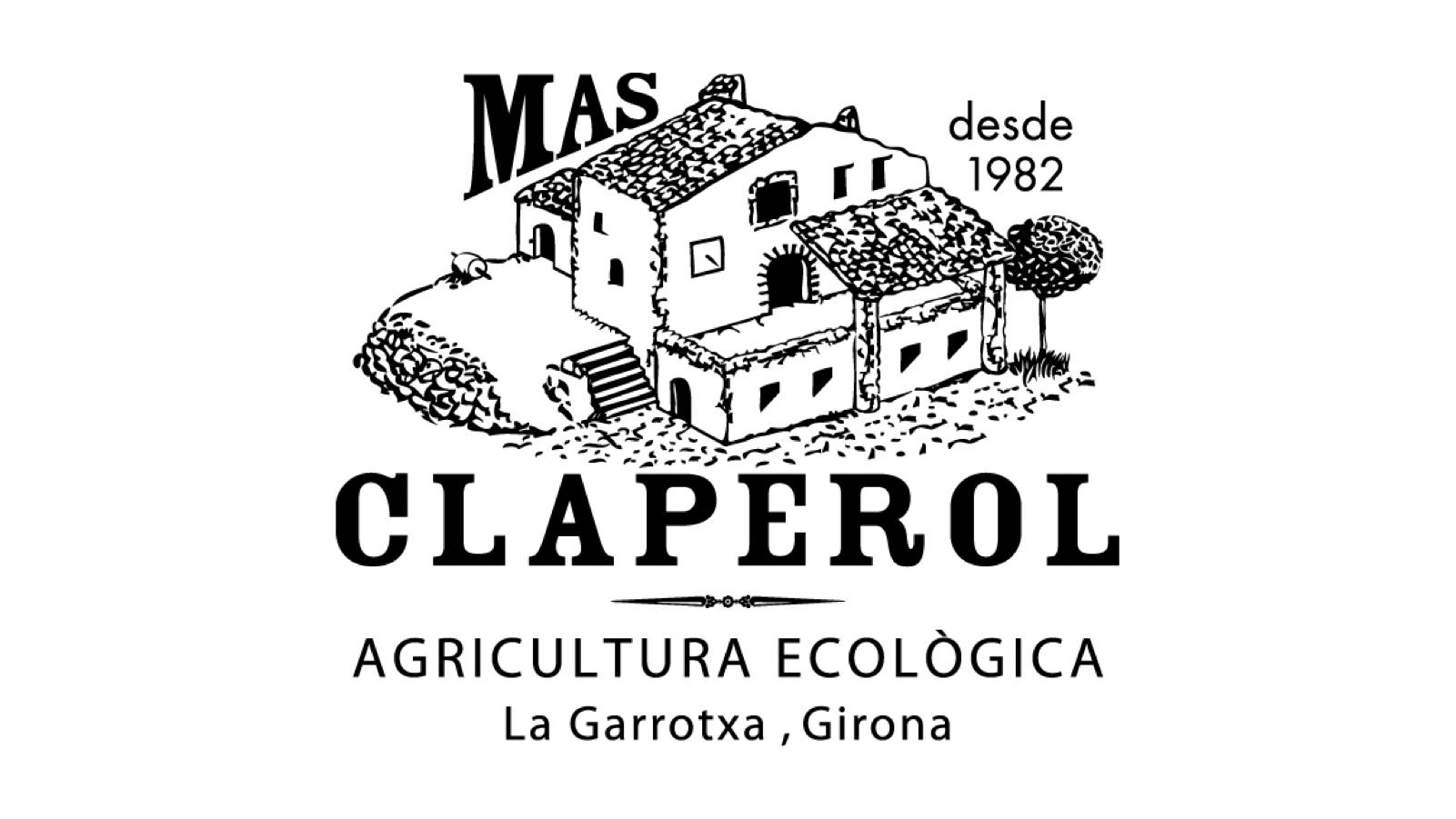 Mas Claperol logo